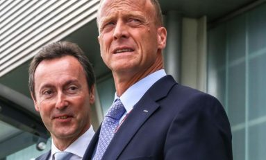 Shake up at Airbus as plane maker confirms CEO Tom Enders & Chief officer Fabrice Brégier will leave