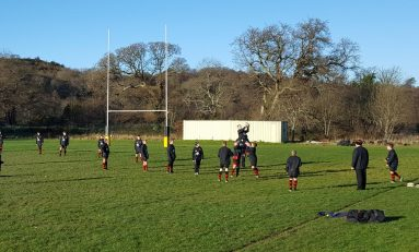 Ewloe-based Wales & West Housing donates £1000 to Mold Rugby U13s