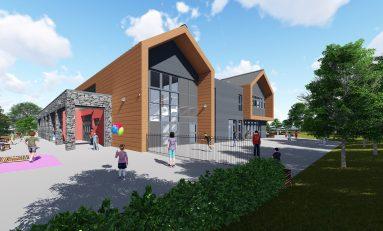 New Penyffordd primary school to go before Flintshire planners next month