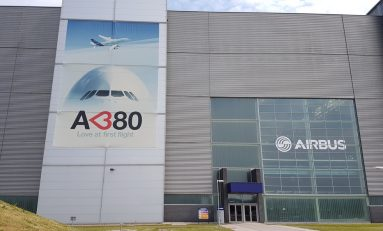 Union hails skills and hard work of Airbus workers after planemaker lands order for 36 A380 jets