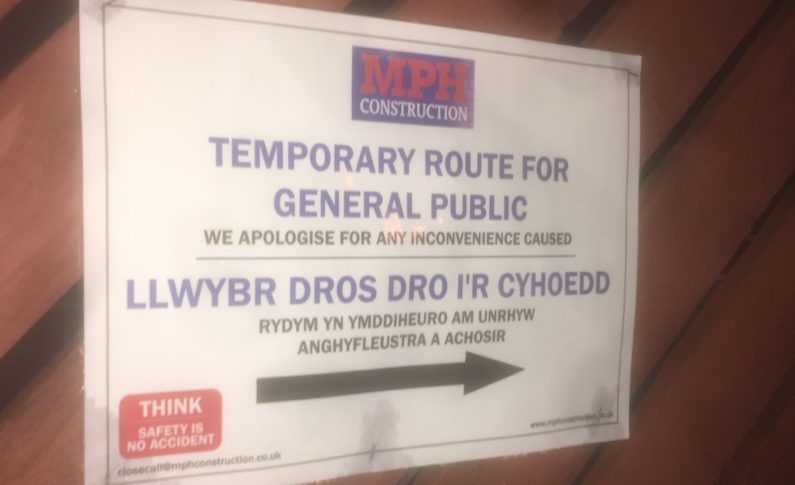 Shotton Station link bridge to Lower Level platforms closed for nearly a month as upgrade work takes place