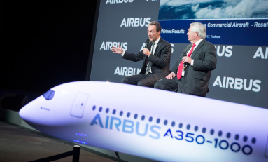 Record number of jets delivered in December sees Airbus hit year end target