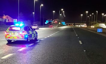 A494 near Deeside Industrial Estate back open following earlier collision