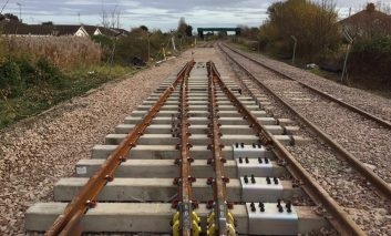 Work set to begin on track modernisation in Flint