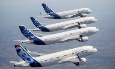 Airbus delivered record number of planes in 2017