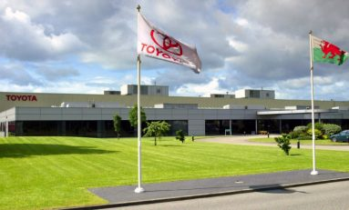 23% increase in engine production at Deeside Toyota in 2017 boosted by petrol-electric hybrid sales