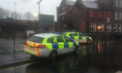Investigation launched following a robbery at Shotton Wetherspoons last night