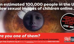 North Wales Police joins child protection charity in campaign to tackle indecent images of children