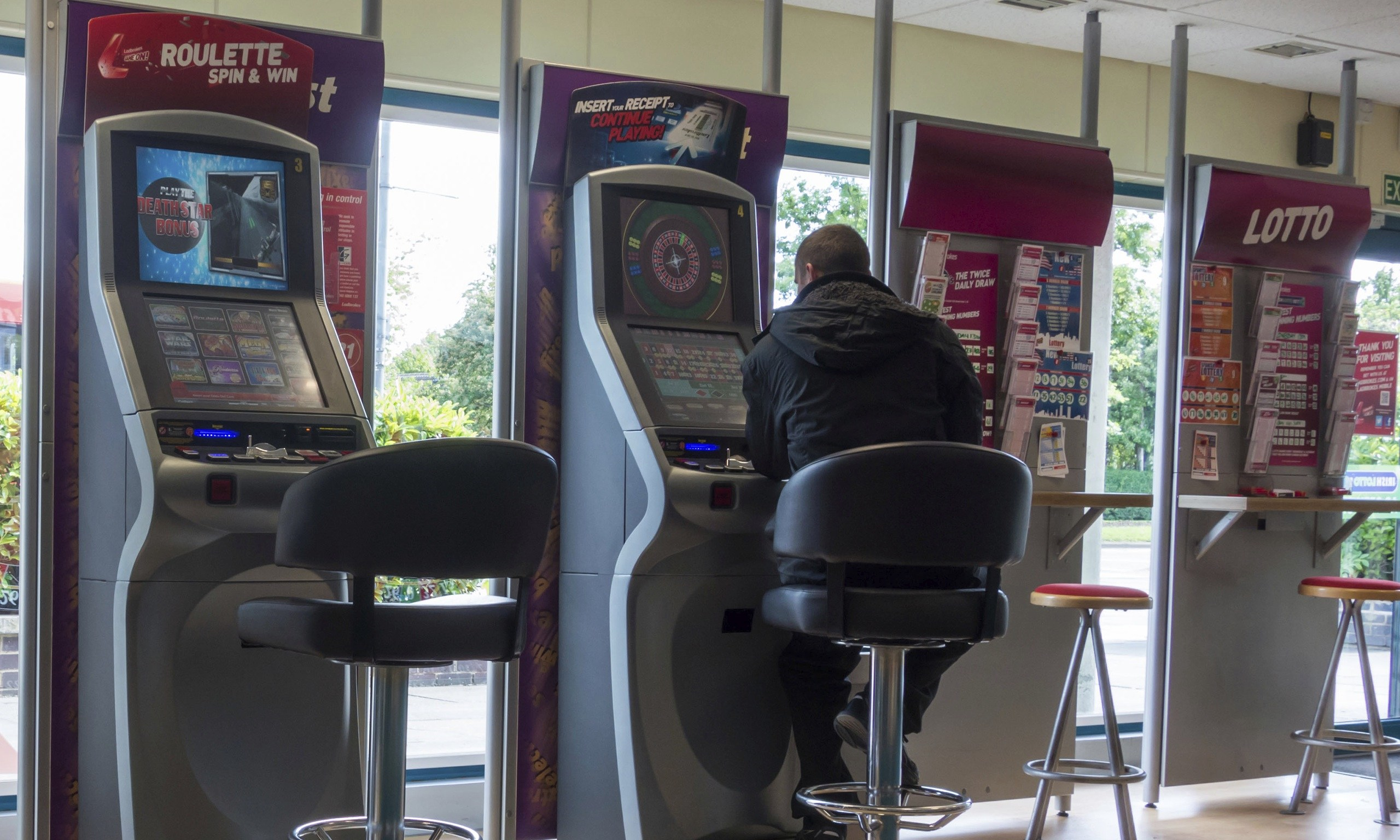 Calls for more support for those experiencing gambling-related harm in Wales