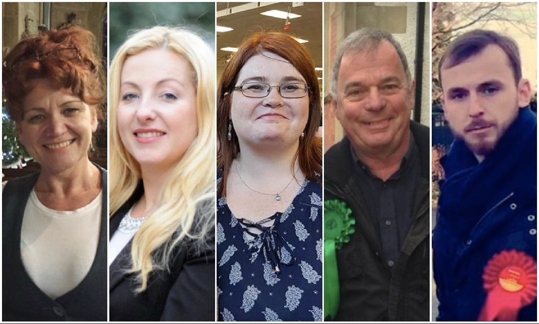 Five candidates standing in next months Alyn and Deeside by-election