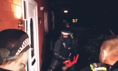 Cheshire Police raids on organised crime gangs this morning sees North Wales address targeted