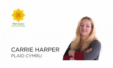 Plaid Cymru announce Carrie Harper as choice to fight the Alyn & Deeside by-election