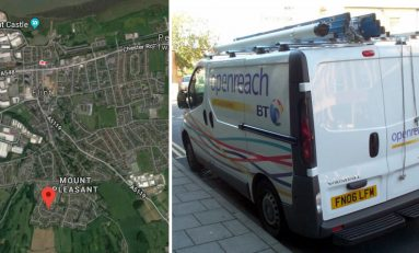 Police appeal for witnesses after worker is assaulted and has van stolen in Flint