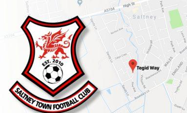 Hundreds of pounds worth of kids football kits stolen in Saltney break in