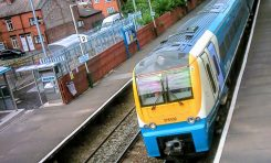 Disruption to Arriva Trains services towards Llandudno Junction due to a points failure