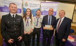 Flintshire Scout hut refurb boosted by cash seized from criminals