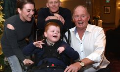"""New state-of-the-art wheelchair has """"enriched""""the life of Shotton youngster"""