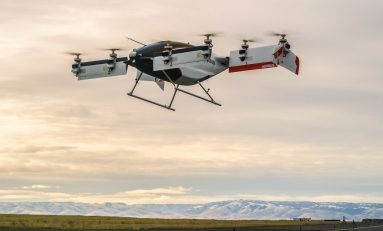 Project Vahana - Airbus' autonomous 'air taxi' completes first test flight