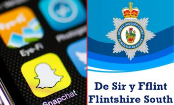 Flintshire parents warned over Snapchat accounts coercing youngsters into sharing inappropriate images of themselves