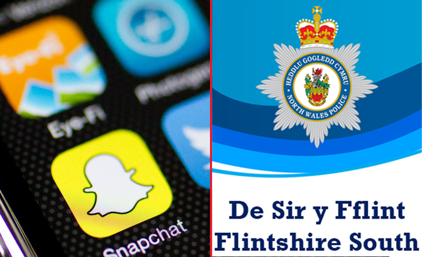 Flintshire parents warned over Snapchat accounts coercing youngsters into sharinginappropriate images of themselves