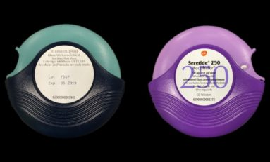 Batches of Ventolin Accuhaler and Seretide Accuhaler asthma inhalers recalled