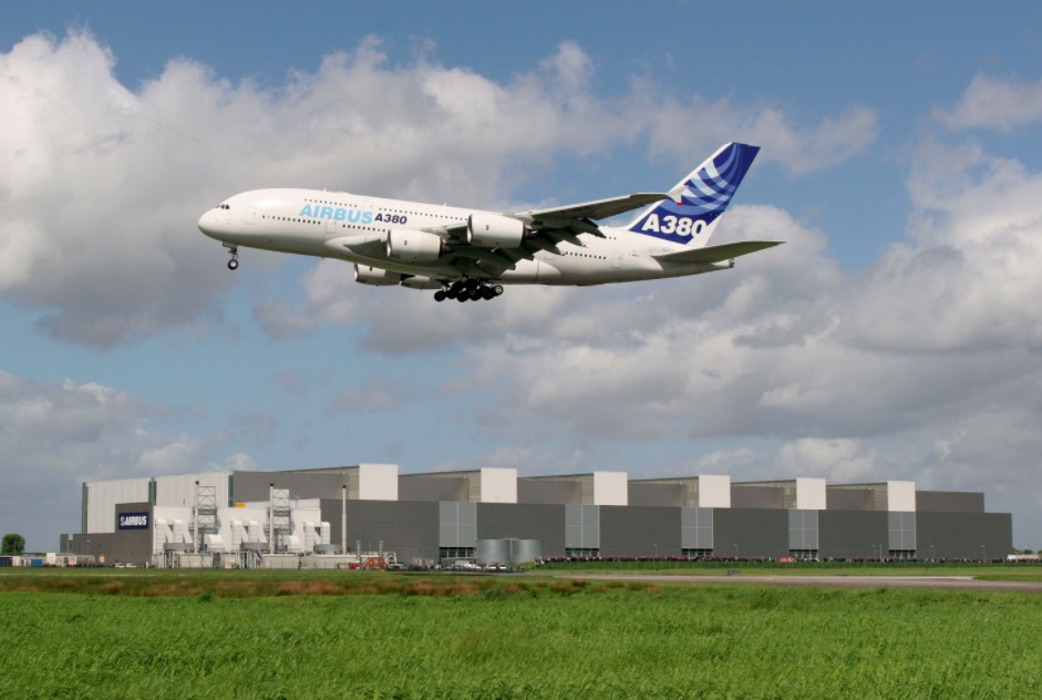 Airbus confirms 3700 jobs 'impacted' by A380 production cut – no job losses expected at Broughton