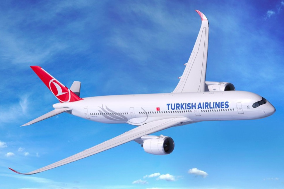 Turkish Airlines to buy 25 Airbus A350 XWB aircraft