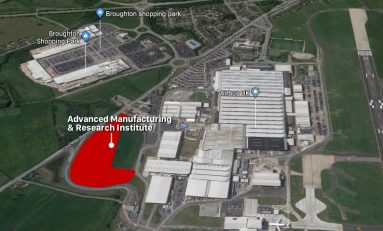 Planners set to give green light on multi-million pound Advanced Manufacturing & Research Institute in Broughton