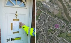 Closure order served on two Connah's Quay houses