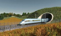Delyn MP welcomes Government support for Crewe HS2 Hub