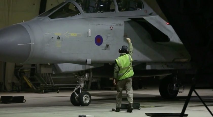 United Kingdom's Might to Manage lawmakers Around Syria Air-strikes