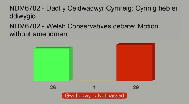Welsh Government threatens legal action over leak report debate