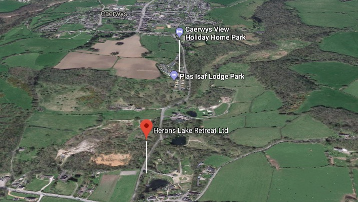 Woman's body found at a Caerwys holiday park Deeside com