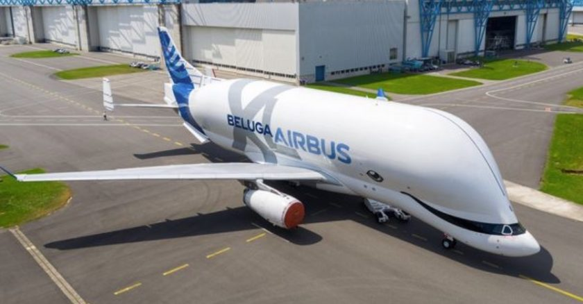 Beluga XL to makes its maiden flight today – live video from Toulouse.