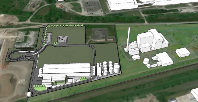 Deeside biogas plant will bring £50m investment Deeside com