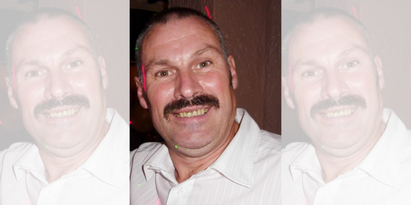 Family pay tribute to 'gentle giant' who died following collision in Flint
