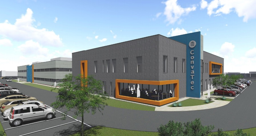 Multimillion pound expansion plans including new R&D facility for Deeside based global medical tech firm