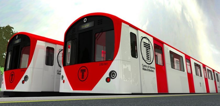 Transport For Wales Rebrand Gets Underway On The Wrexham