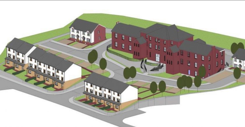 New homes plan at former Holywell hospital site looks set to