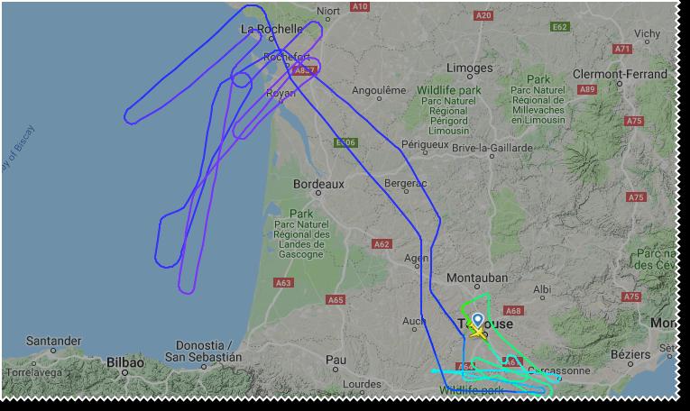 Maiden flight for second Airbus BelugaXL Deeside com