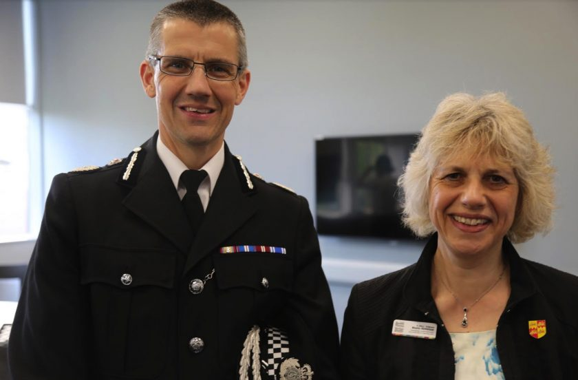 NWP Chief Constable