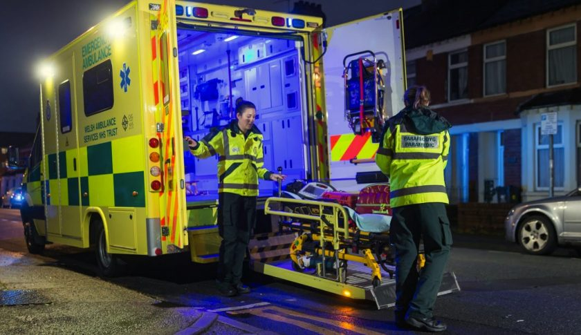 The Welsh Ambulance Service welcomes the UK's first prescribing