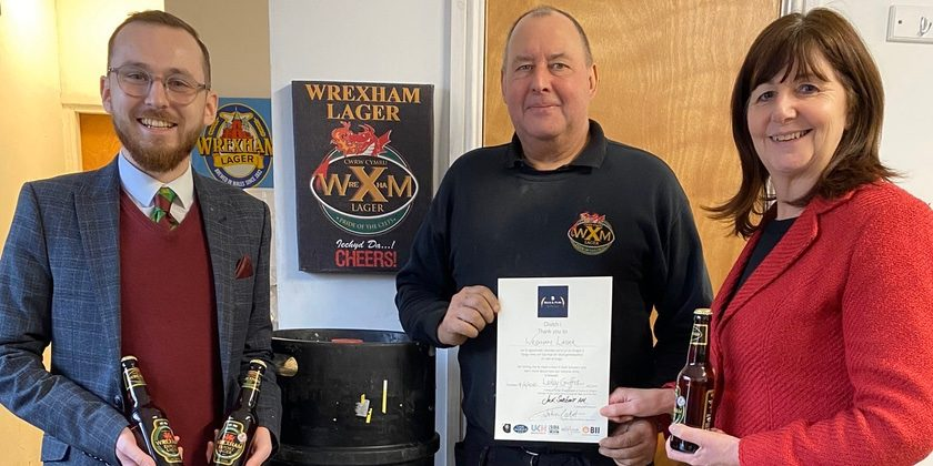 Alyn and Deeside AM Jack Sargeant fronting initiative to promote and celebrate Wales' wonderful breweries